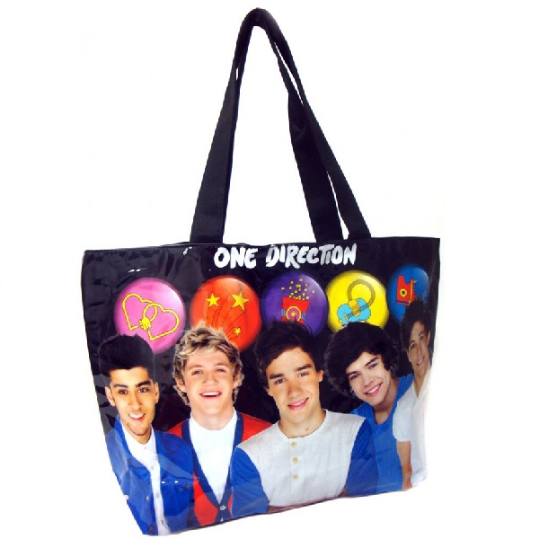 One Direction Oversized Large Tote Bag