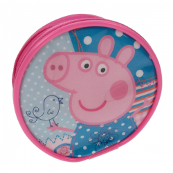 Peppa Pig Patchwork Coin Purse