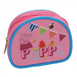 Peppa Pig Picnic Party Coin Purse