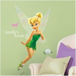 Tinkerbell Giant Wall Stickers