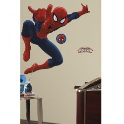 Ultimate Spiderman Giant Wall Stickers