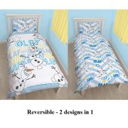 Disney Frozen Olaf Single Quilt