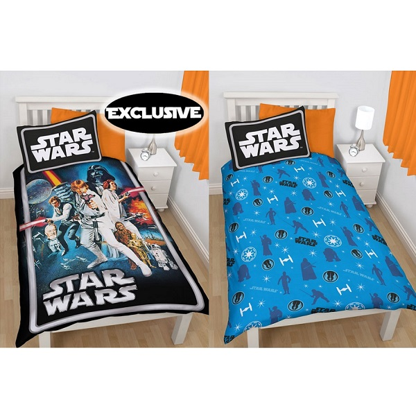 Star Wars Poster Single Quilt