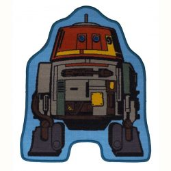 Star Wars Rebels Chopper Shaped Rug