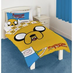 Adventure Time Single Quilt