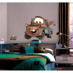 Mater Giant Wall Stickers