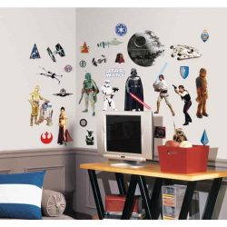 Star Wars Classic Wall Stickers