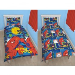 Big Hero 6 Single Rotary Quilt Cover