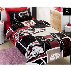 Star Wars Episode VII Single Quilt Cover