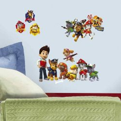 Paw Patrol Removable Wall Stickers