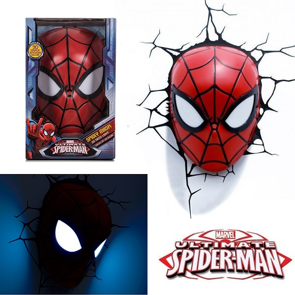 spiderman head money box