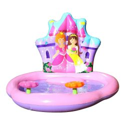 Airtime Princess Spray Pool