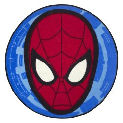 Spiderman Ultimate City Shaped Rug