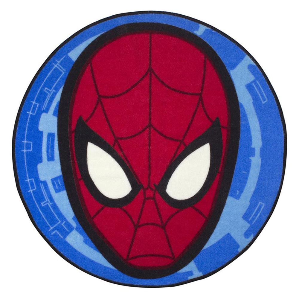 shop by character spider man spiderman ultimate city shaped rug