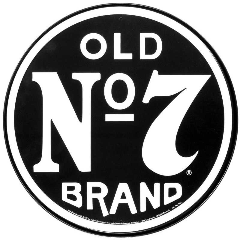 Kitchen Collection Reviews Jack Daniels Old No 7 Metal Tin Sign Kidscollections