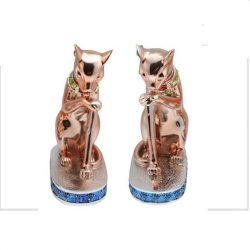 Egyptian Cat ornaments