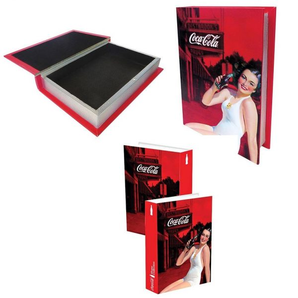 Coke Storage Book