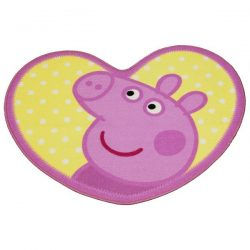 Peppa Pig Head Oink Adorable Rug