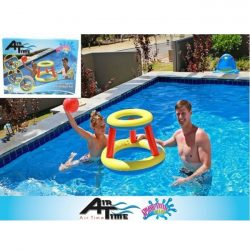 AirTime Water Sports Basketball Set