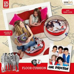 One Direction Large Inflatable Floor Cushion