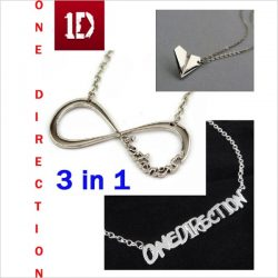One Direction Jewellery Set