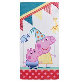 Peppa Pig Funfair Towel