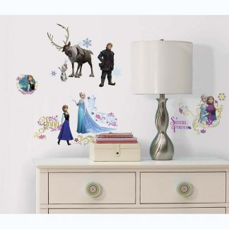Disney Frozen removable wall decals