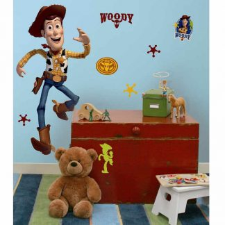 Toy Story Woody Giant Wall Stickers