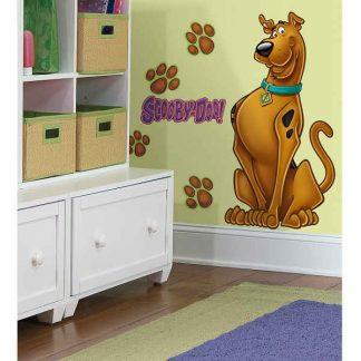 Scooby-Doo Giant Wall Stickers