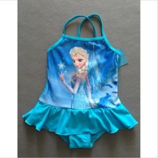 Frozen Elsa one piece swimsuit
