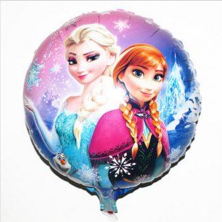 Disney Frozen Balloons Anna, Elsa & Olaf
