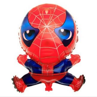 Spider-Man Hero shaped balloons