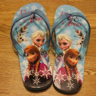Frozen Girls Princess Anna Elsa & Olaf Thongs