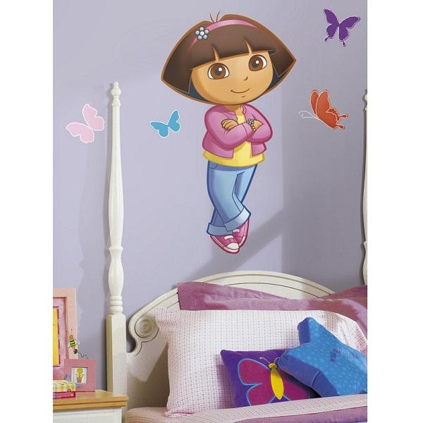 ... Dora The Explorer Giant Wall Sticker Part 38