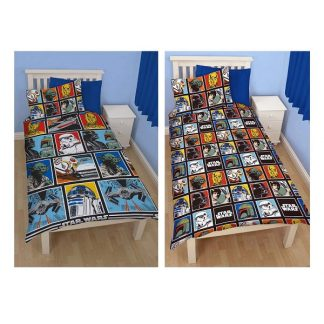 Star Wars Force Single Quilt