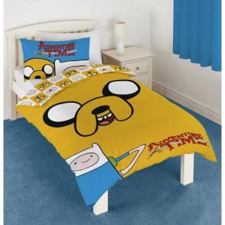Adventure Time Single Quilt