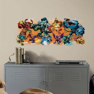 Skylanders Giants Burst Wall Stickers