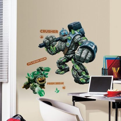 Skylanders Giants Wall Stickers