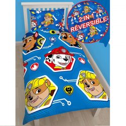 Paw Patrol Single Quilt Cover