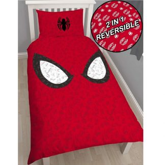 Spiderman Ultimate Reflex Single Quilt