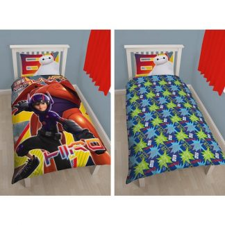 Big Hero 6 Hiro Single Quilt Cover