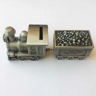 Train with Carriage Money Box