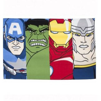 Marvel Avengers Lineup Fleece Blanket