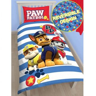 Paw Patrol Pawsome Single Quilt