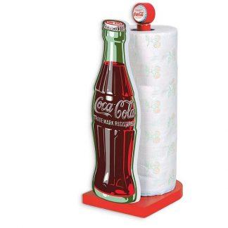 Coke Paper Towel Holder