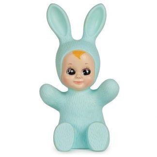 Goodnight Light Bunny Baby Rabbit Soft Blue