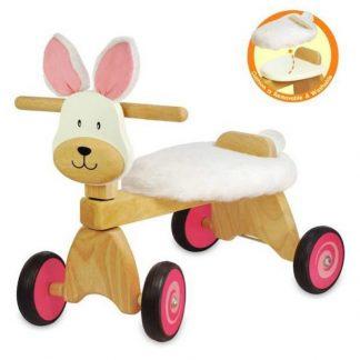 Paddie Rider Bunny