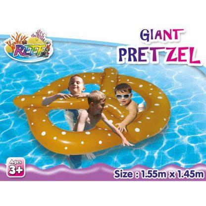 REEF Giant Inflatable Pretzel
