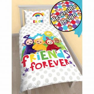Teletubbies Playtime Single Quilt