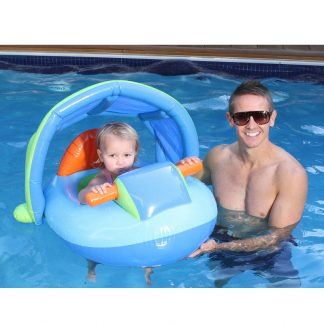 Jet Ski Baby Float by Airtime Blue